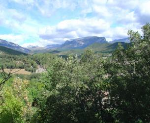 Casa tradicional junto al Parque Nacional de Ordesa y Monte Perdido