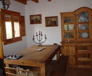 Casa tradicional en el Valle de Añisclo