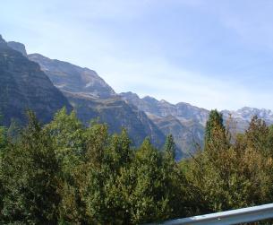 Gran parcela junto al Parque Nacional de Ordesa