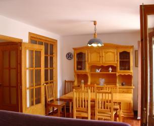 Apartamento junto al valle de Pineta
