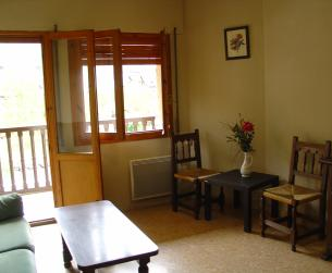 Apartamento a la entrada del Parque Nacional de Ordesa por la zona de Torla