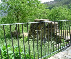 Gran borda a rehabilitar en el Valle del Ara