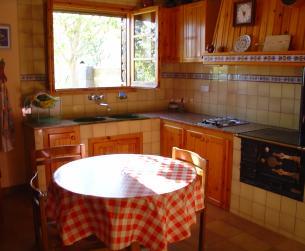 Casa con terreno en el Parque Natural de Guara.