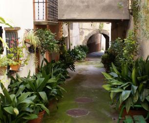 Casa Noble en la comarca de Ribagorza