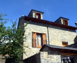 Casa tradicional rehabilitada junto a Ordesa