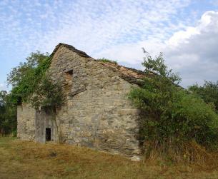 Patrimonio rústico y urbano próximo a la Sierra y Cañones de Guara