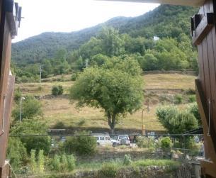 Apartamento con magníficas vistas cerca del Parque Nacional de Ordesa y Monte Perdido