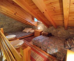 Casa tradicional habitable cerca de Guara