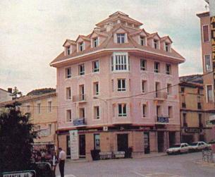 Oficinas y despachos en el centro de Aínsa