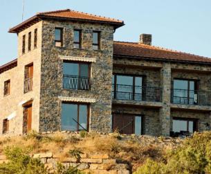Excepcional mansión atalaya