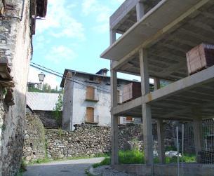 Solar urbano de 66 m2 en el Valle de Gistain.