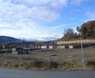 Solar urbano en Ainsa