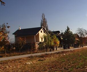 Casas adosadas con garaje próximas a Aínsa