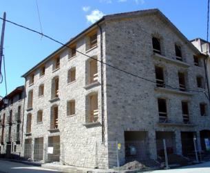 Apartamentos nuevos a estrenar en Ordesa