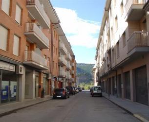 Parking y trastero en Ainsa
