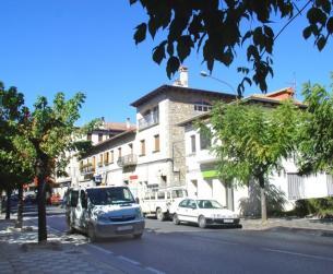 Vivienda en las proximidades del Valle de Ordesa