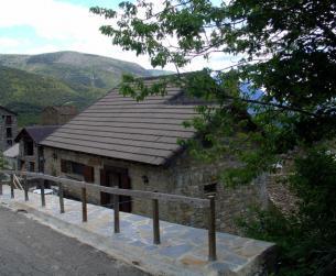 Apartamentos en el Parque Nacional de Ordesa