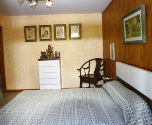 Casa con terreno de regadío