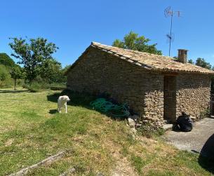 Casa con terreno en el Parque Natural de la Sierra de Guara