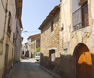 Casa tradicional a rehabilitar en el Valle de La Fueva