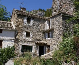 Encantadora casa tradicional habitable con huerto