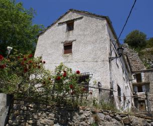 Casa tradicional habitable