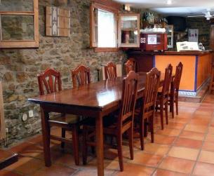 Gran hostal-restaurante tradicional junto a Parque Natural