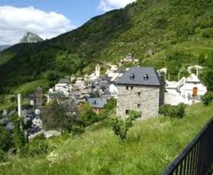 Apartamento en el Valle de Chistau