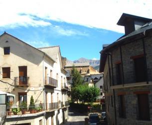 Apartamento a la entrada del Parque Nacional de Ordesa y Monte Perdido
