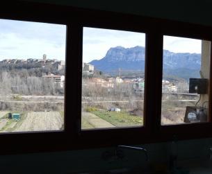 Vivienda con magníficas vistas en Ainsa