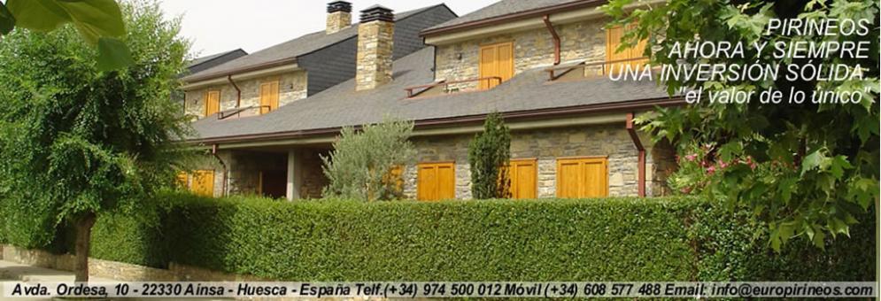 Casas en el pirineo catalan great finca rstica a orillas - Casas del pirineo ...